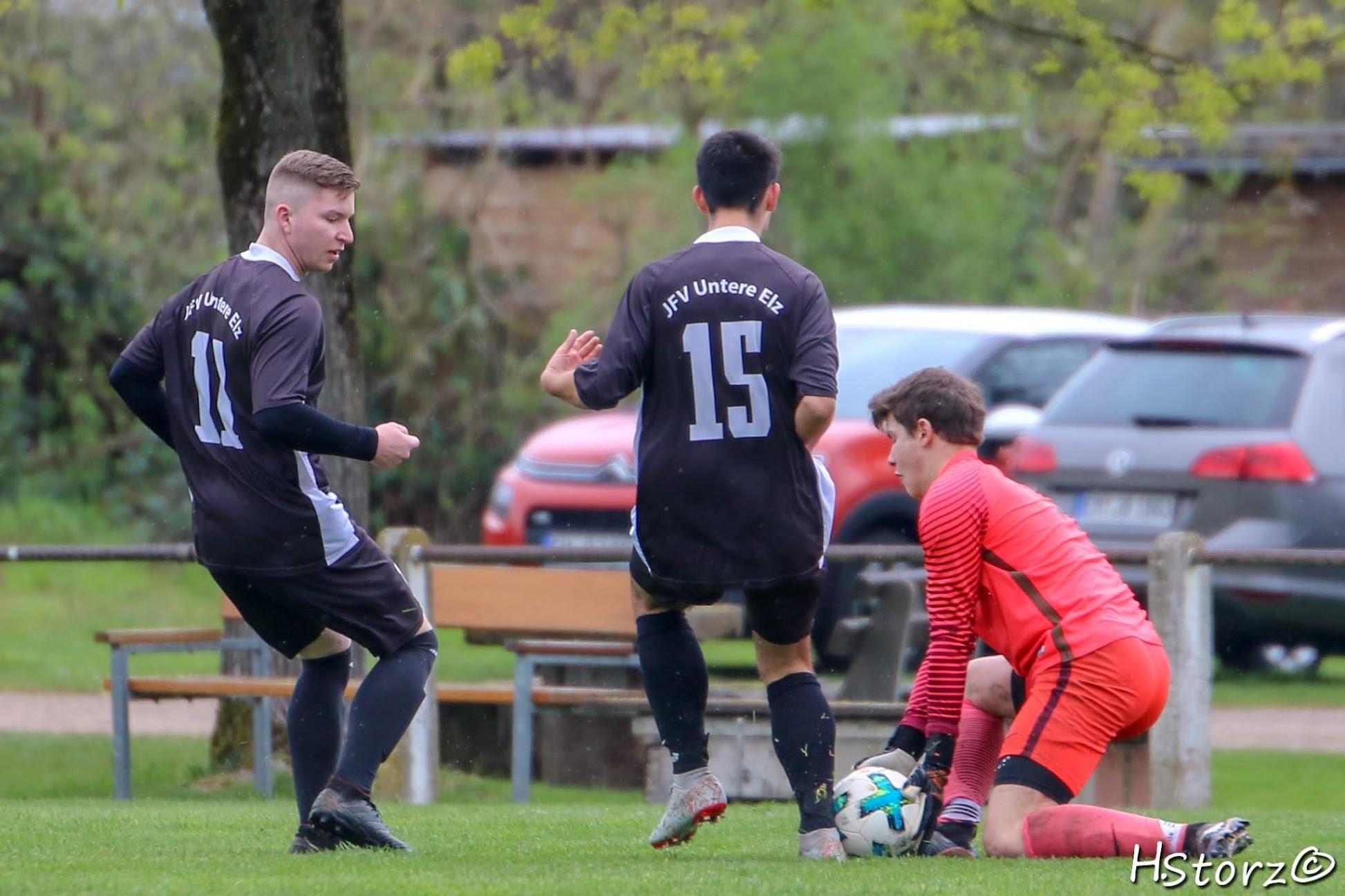 A-JFV Untere Elz – FC Denzlingen  3:1  (0:1)