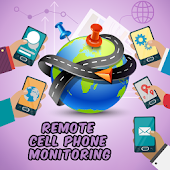 remote cell phone monitoring