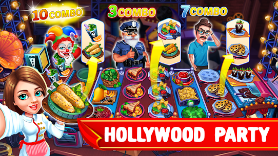 Cooking Party: Made in India Star Mod Apk (Unlimited Gold Coins) 3