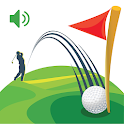 Golf GPS - FreeCaddie Audio icon