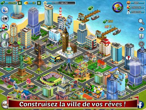 Code Triche City Island ™: Builder Tycoon  APK MOD (Astuce) screenshots 5