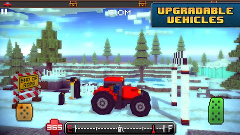 Blocky Roads Screenshot 5