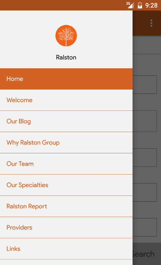Ralston Group Properties- screenshot