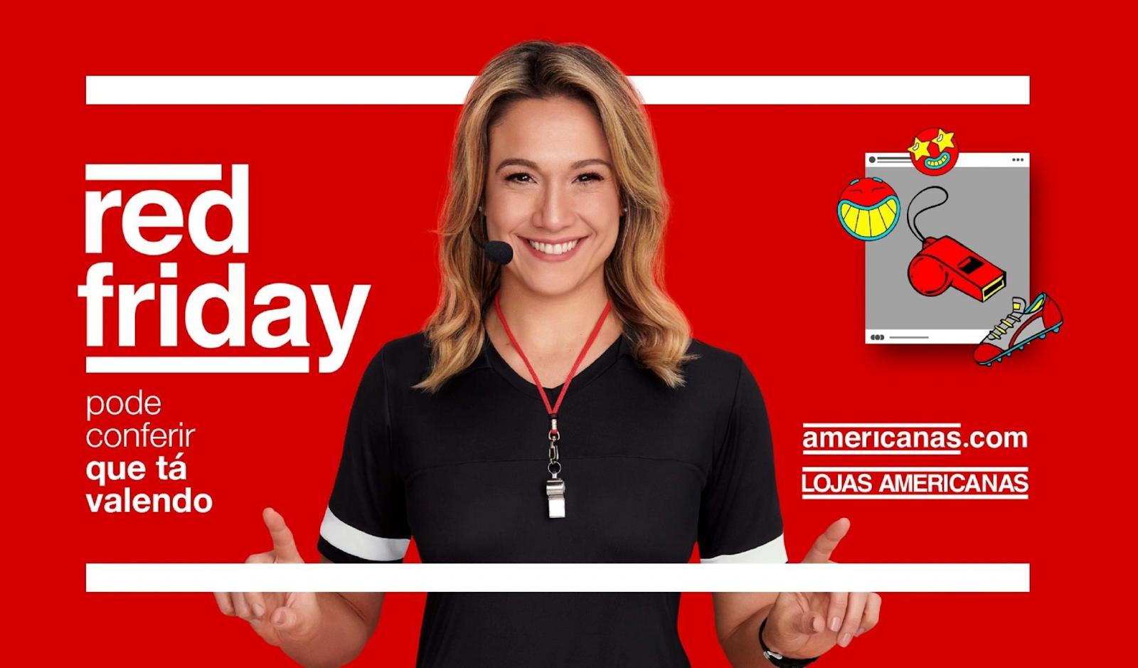 red friday - campanha