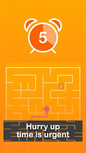 Maze Walk - Classic Maze & Top Brain Game 1.0.6 screenshots 4