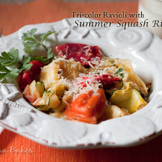 Summer Squash And Ravioli Recipes