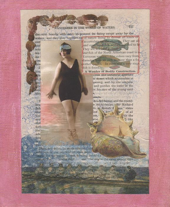 Water Wanderers ~ Karen's Whimsy