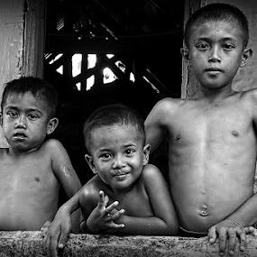 by Erwan Setyawan - Babies & Children Child Portraits