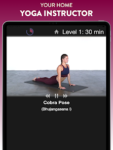 Simply Yoga – Fitness Trainer for Workouts & Poses 6