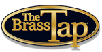Logo for The Brass Tap - Fort Worth
