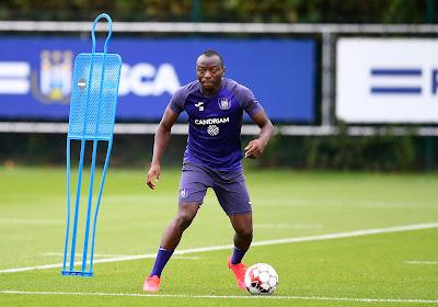 Edo Kayembe va déjà retrouver Anderlecht, un duel qui arrive... un peu tôt