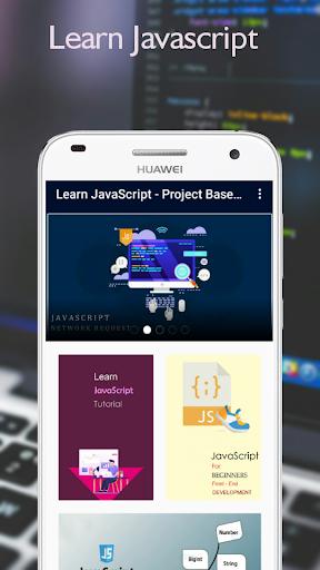 Lernen Sie JavaScript - Projektbasierte Tutorials Punkt-Screenshots 2