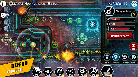 Tower Defense: Invasion HD- screenshot thumbnail