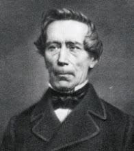 Foto: Johan Rudolph Thorbecke (Zwolle, 14 januari 1798 - Den Haag, 4 juni 1872) was een Nederlands staatsman van liberale signatuur. Thorbecke wordt de grondlegger van het parlementarisme in Nederland genoemd.