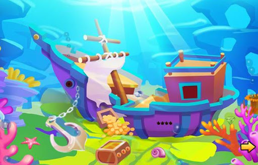 免費下載解謎APP|Undersea Treasure Escape app開箱文|APP開箱王