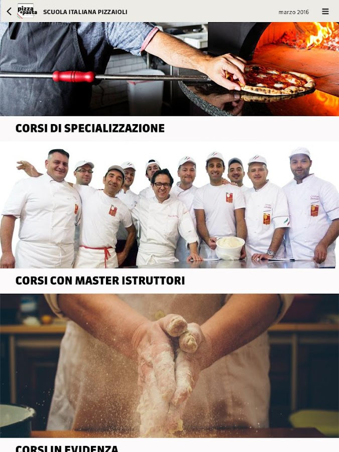 Pizza e Pasta Italiana- screenshot