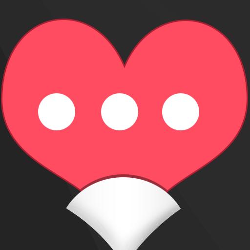 보이스톡 -폰팅,무료폰팅,랜덤쪽지,랜덤통화,만남,데이트 遊戲 App LOGO-硬是要APP