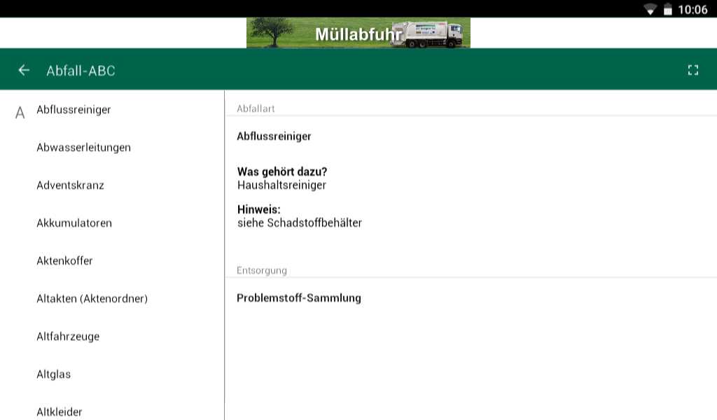 Muellabfuhr Simulator 2017 German Prodtendhan