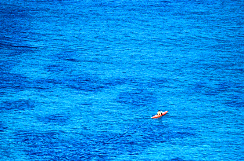 Nel blu... di Toninola