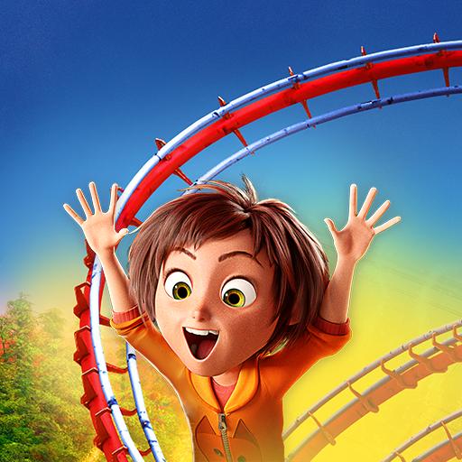 Wonder Park Magic Rides & Attractions Icon