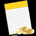 Debts icon