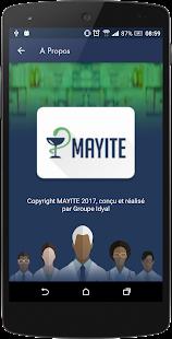 Mayite - náhled