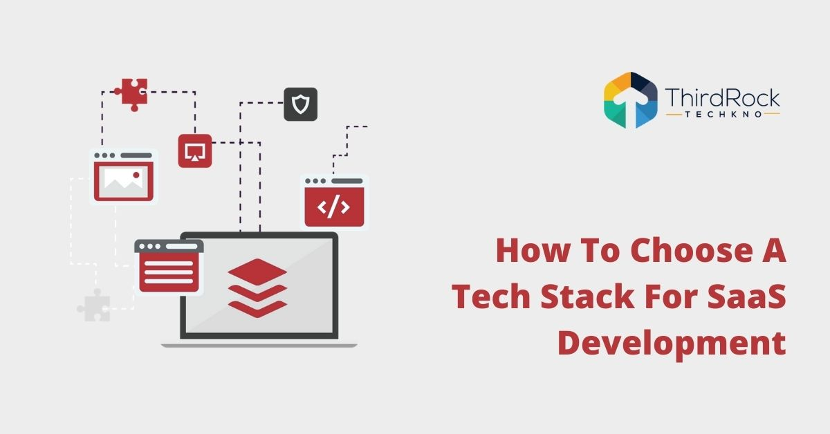 Tech stack for saas development