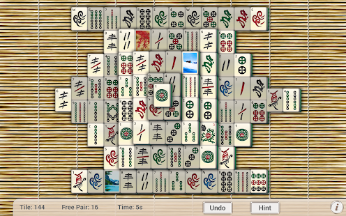 Mahjong Unlimited - náhled