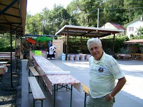 Photo: Sagra 2007 - Un asse portante del paese Sabato 18-08-2007- Foto 13 di 51