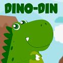 Dino din icon