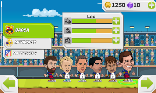 Y8 Football League Sports Game 1.2.0 screenshots 3