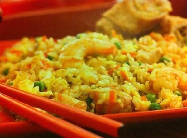 Tammy's Fried Rice Recipe