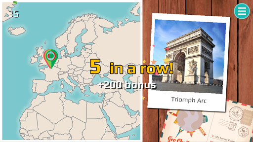 Geo Challenge - Geography Quiz 1.1.2 screenshots 5