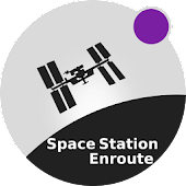 Space Station Enroute