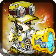 Download Game Metal Defender: Battle Of Fire [Mod: Multiple rounds] APK Mod Free