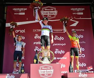 Indrukwekkende Annemiek van Vleuten kan straffe statistiek voorleggen: over de laatste 25 kilometer was ze twee seconden sneller dan Greg Van Avermaet