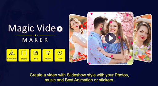 MV Photo Video Maker with Music screenshot 1