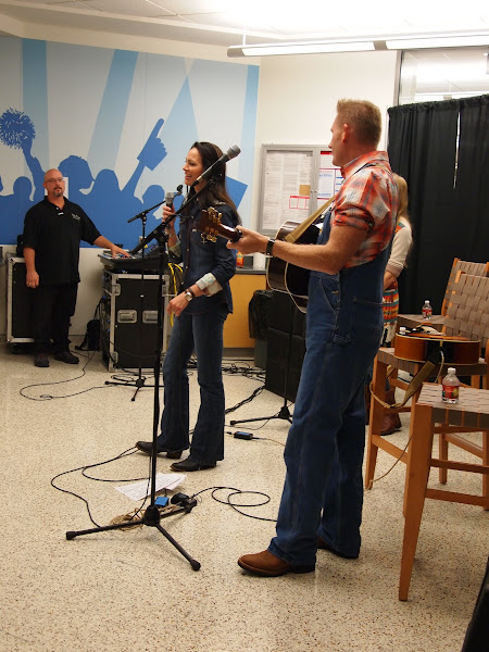 Photo: In case you haven't heard of them before they were in the top 3 contestants in CMT's Can You Duet? a few years ago.