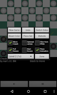 Checkers for Android- screenshot thumbnail
