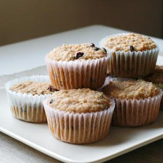 Blueberry Quinoa Muffins.