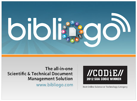 Bibliogo: The science & technology RSS reader