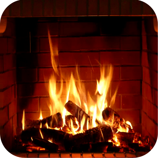 Relaxing Fireplaces - No ads