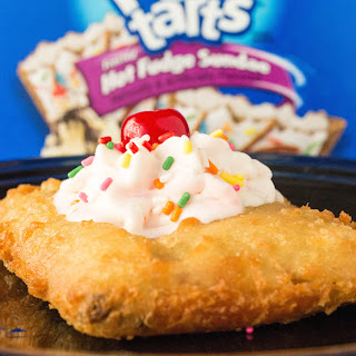 Deep Fried Pop Tarts.