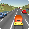 Tuk Tuk Rickshaw -Traffic Race icon