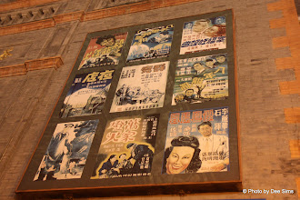 Photo: Day 189 -  Advert in Hutang Area in Beijing