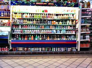 Photo: Drinks @ Essex Street Market