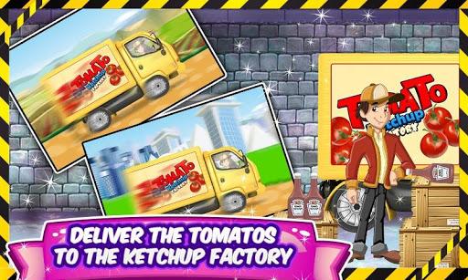 番茄醬廠 - 廚師