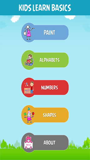 Learning Games for Kids