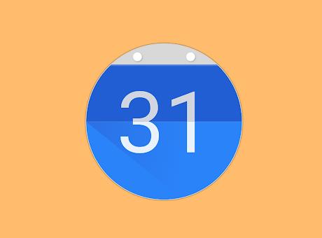 Clean Google Calendar