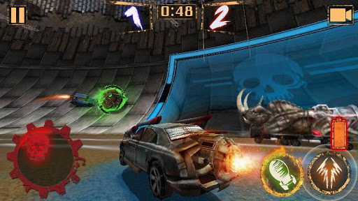 Rocket Car Ball for PC